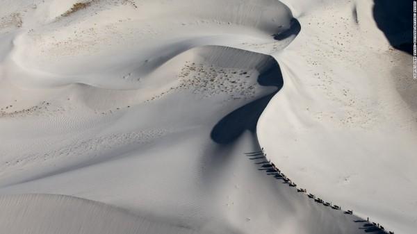 Muôn vàn nét đẹp huyền ảo của Trái Đất nhìn từ trên cao - ảnh 17