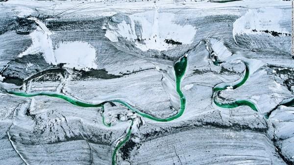 Muôn vàn nét đẹp huyền ảo của Trái Đất nhìn từ trên cao - ảnh 5