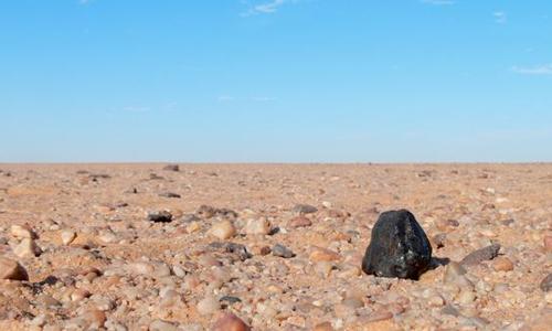 """""""Mưa"""" kim cương xuất hiện sau khi thiên thạch rơi xuống Trái Đất - ảnh 2"""
