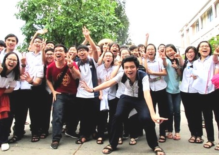 Đáp án chính thức các môn thi, kỳ thi THPT quốc gia 2015 - ảnh 1