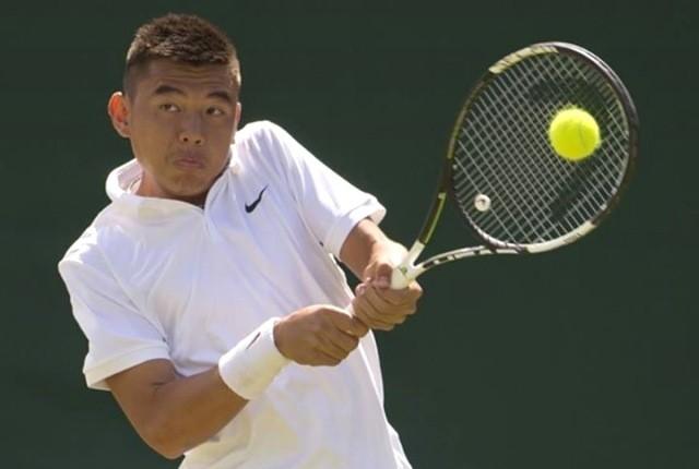 Lý Hoàng Nam tranh chức vô địch đôi Wimbledon trẻ - ảnh 1