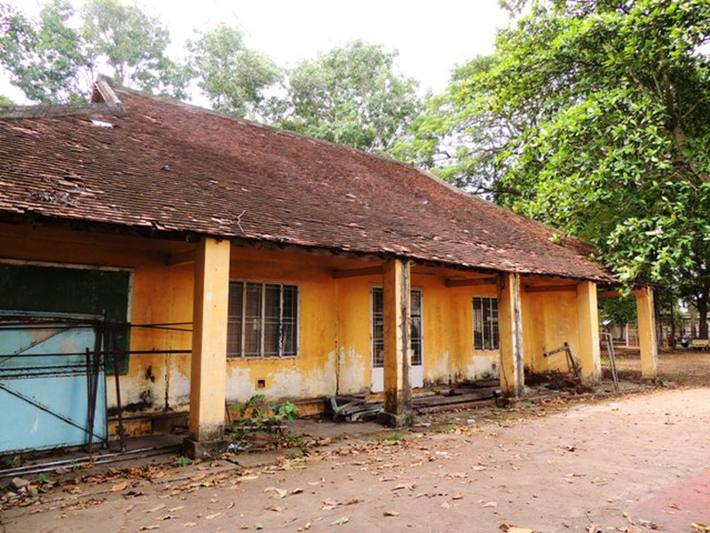 Ngôi trường cổ nhất miền Tây đang được… hiện đại hóa - ảnh 6