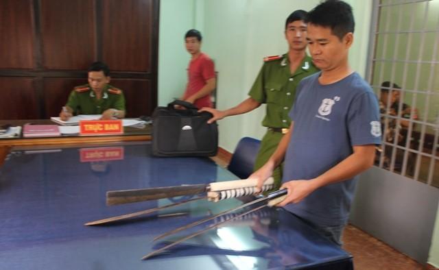 Khởi tố vụ côn đồ chém loạn xạ tại quán bar MTM Đồng Nai - ảnh 1