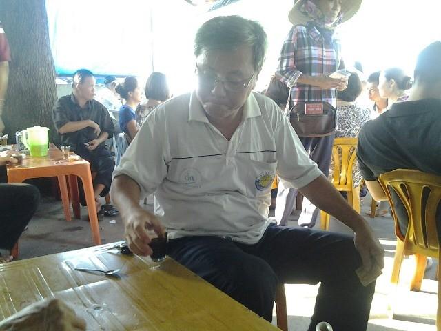 Chùm ảnh: Quán cà phê vợt cuối cùng ở Biên Hòa - ảnh 7