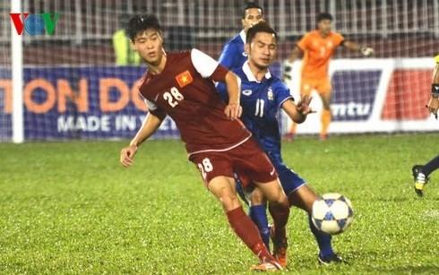Thắng U-21 Thái Lan, U-21 Việt Nam sớm giành vé vào bán kết - ảnh 1