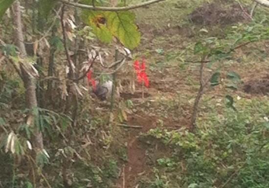 Hai 'vật thể lạ' rơi xuống ở Tuyên Quang, Yên Bái   - ảnh 3