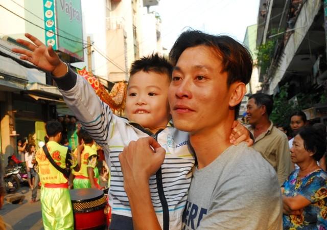 Rộn ràng lễ hội đường phố tết Nguyên tiêu ở Chợ Lớn Sài Gòn - ảnh 5