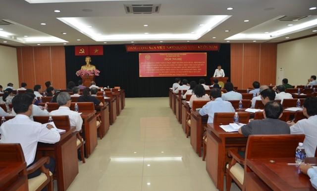 TP.HCM thành lập đường dây nóng phục vụ công tác bầu cử - ảnh 1