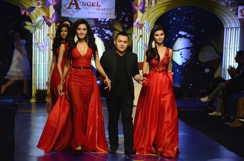 Trương Thị May, Kim Tuyến khoe sắc trong đêm diễn thời trang - ảnh 14