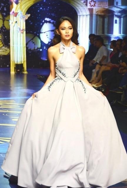 Trương Thị May, Kim Tuyến khoe sắc trong đêm diễn thời trang - ảnh 5