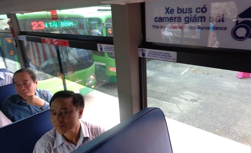 Xe buýt chuẩn đã về 18 thôn vườn trầu - ảnh 5