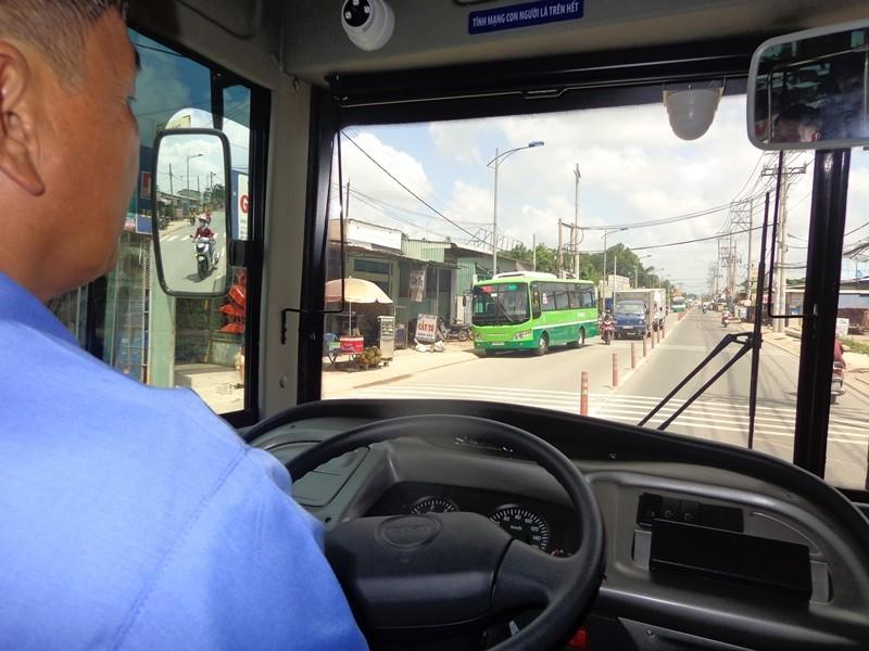 Xe buýt chuẩn đã về 18 thôn vườn trầu - ảnh 8