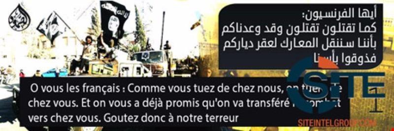 khủng bố Quốc khánh Pháp