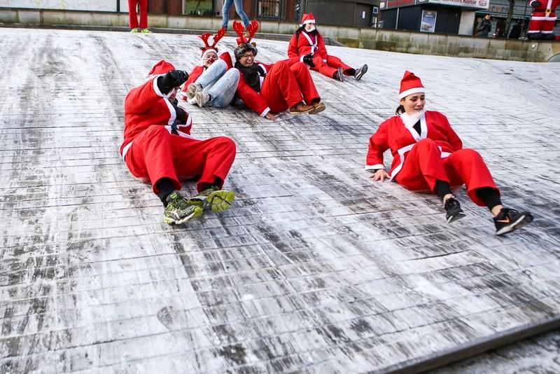 Chùm ảnh: Người dân Bắc Âu chào đón Giáng sinh 2016 - ảnh 11