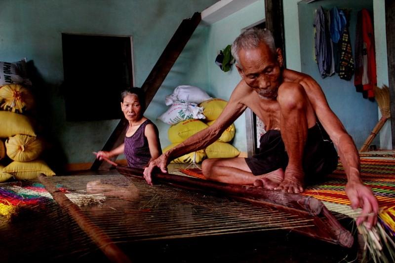 Làng nghề ở Quảng Nam nhộn nhịp trước tết - ảnh 2