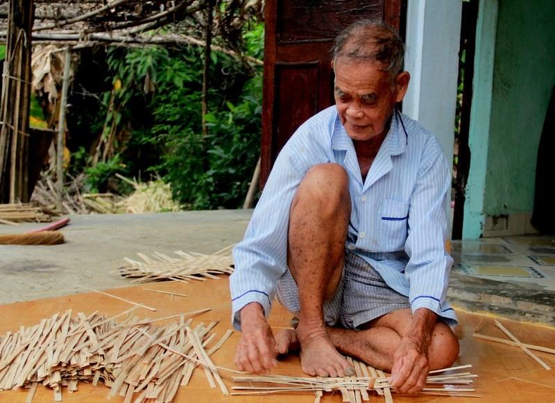 Làng nghề ở Quảng Nam nhộn nhịp trước tết - ảnh 1