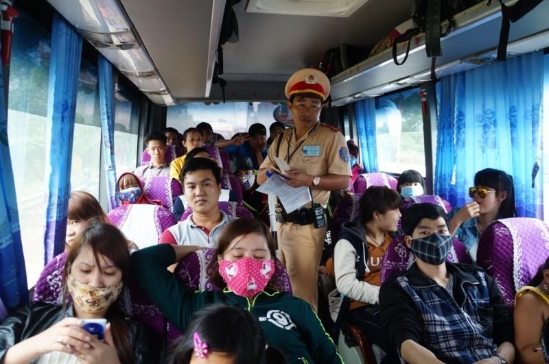 Quảng Nam:7 ngày tết,4 người chết do tai nạn giao thông - ảnh 1