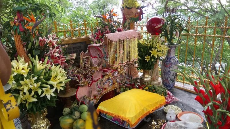 Phục dựng lễ rước tượng Bà Chúa Xứ núi Sam - ảnh 6