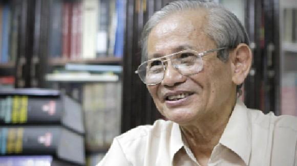 GS Phan Huy Lê: Đấu tranh đến cùng để giữ lại môn lịch sử - ảnh 1