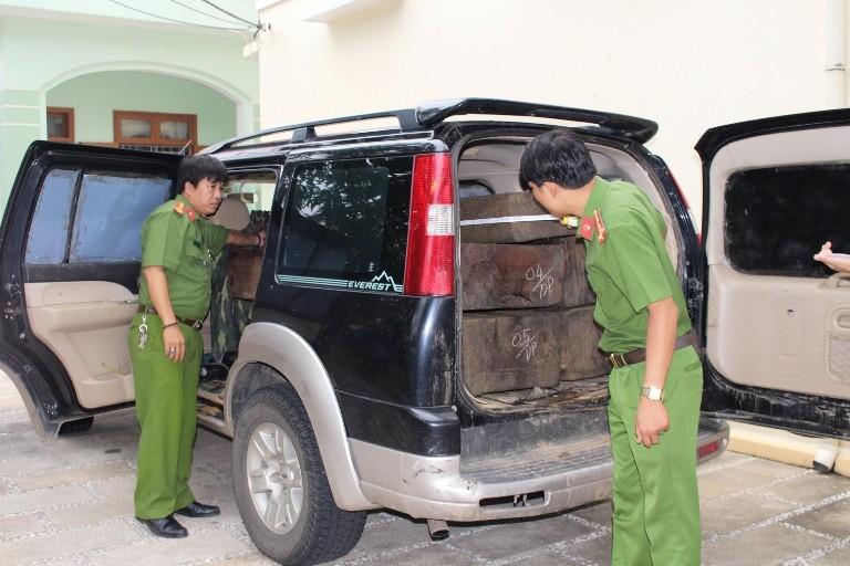 Quảng Nam: 4 ngày, phát hiện 4 vụ liên quan gỗ lậu - ảnh 1