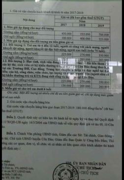 Sẽ ngưng trợ giá vé tàu tuyến Vũng Tàu-Côn Đảo - ảnh 1