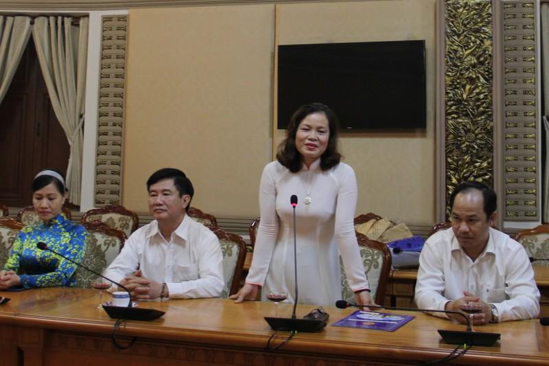 Bà Nguyễn Thị Hồng Hạnh làm phó giám đốc Sở Tư pháp TP  - ảnh 1