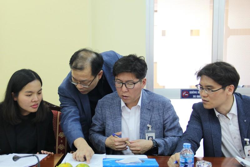 Sở Tư pháp TP.HCM tiếp đoàn công chức Tòa án Tối cao Hàn Quốc  - ảnh 3