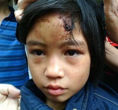 Audio: Giải cứu bé gái bị nhốt trong chùa - ảnh 1
