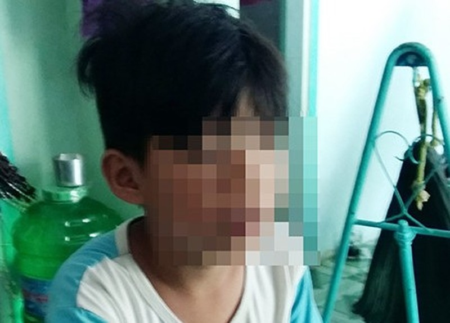 Rộ tin đồn bé trai 11 tuổi bị 'bắt cóc' - ảnh 1