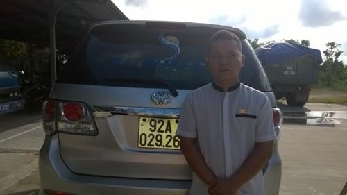 Quảng Nam: Lại bắt được tài xế dùng bằng lái xe giả - ảnh 1