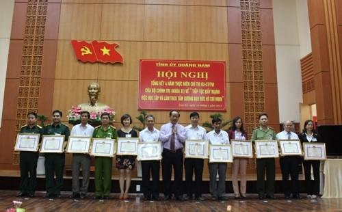 Quảng Nam: Năm 2020 đạt bình quân đầu người 3.400-3.600 USD - ảnh 1