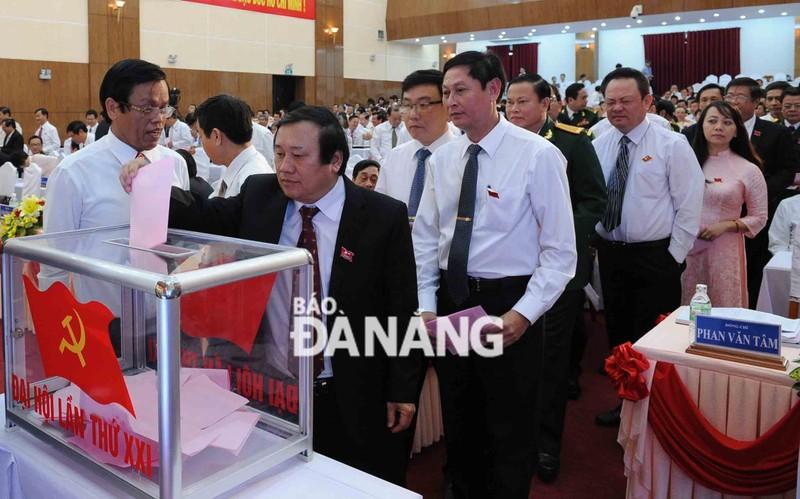 Đà Nẵng có bí thư thành ủy 39 tuổi  - ảnh 1