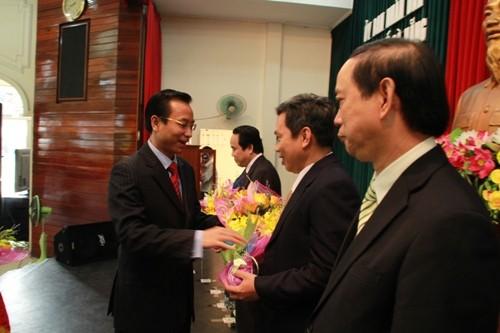 Tân bí thư Thành ủy Đà Nẵng nói gì sau khi nhậm chức? - ảnh 1