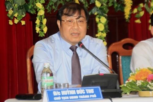Chủ tịch TP Đà Nẵng đối thoại với chị em phụ nữ  - ảnh 1