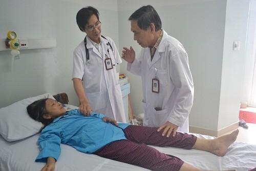 Đà Nẵng: Khám và điều trị ung thư tăng đột biến - ảnh 1