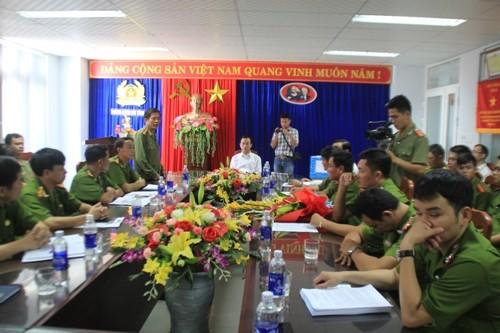 Ông Nguyễn Xuân Anh: Đà Nẵng phải là TP đáng sợ với tội phạm - ảnh 1