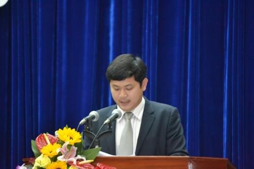Quảng Nam: Giám đốc sở trẻ tuổi nhất nước được bầu là ủy viên UBND tỉnh - ảnh 1