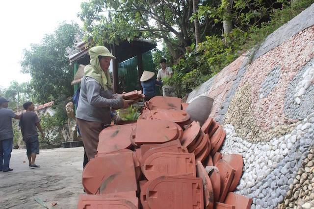 Đà Nẵng: Bắt đầu tháo dỡ biệt phủ 100 tỉ tại rừng Hải Vân - ảnh 3