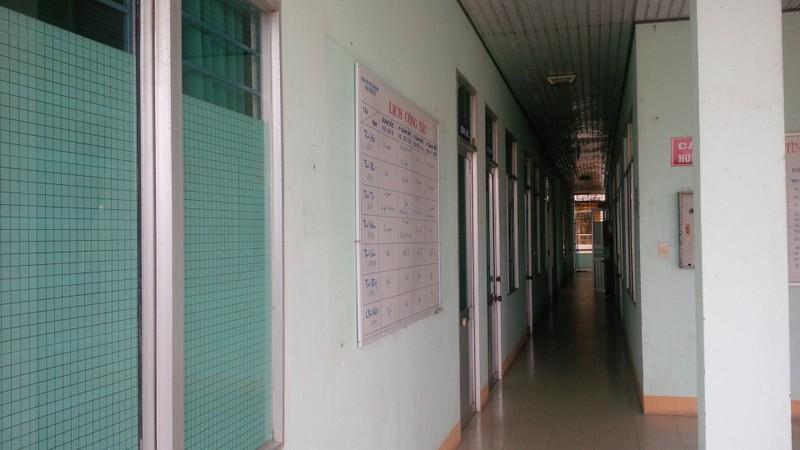 Trưởng khoa Dược bị tố hành hung cấp dưới phải nhập viện - ảnh 4