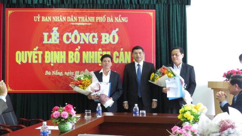 Bổ nhiệm mới chủ tịch UBND huyện Hoàng Sa - ảnh 1