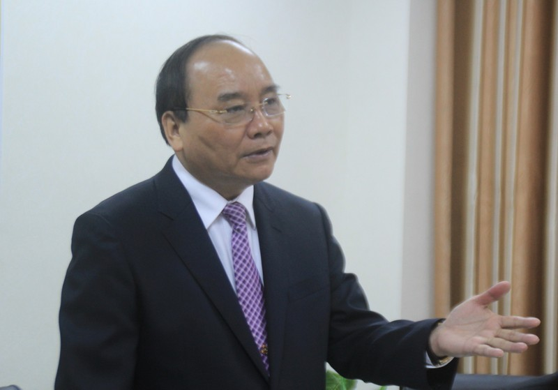 Phó Thủ tướng Nguyễn Xuân Phúc: 'Có bột mới gột nên hồ' - ảnh 1