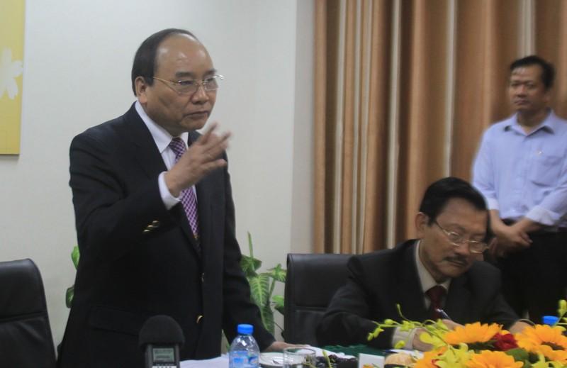 Phó Thủ tướng Nguyễn Xuân Phúc: 'Có bột mới gột nên hồ' - ảnh 3