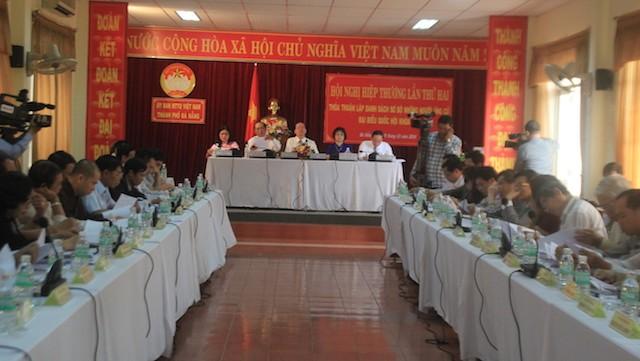 Con trai ông Nguyễn Bá Thanh ứng cử đại biểu HĐND khóa mới - ảnh 1