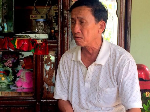 """Quảng Nam: """"Tàu Trung Quốc cố đâm vào tàu chúng tôi trước khi nã đạn"""" - ảnh 1"""