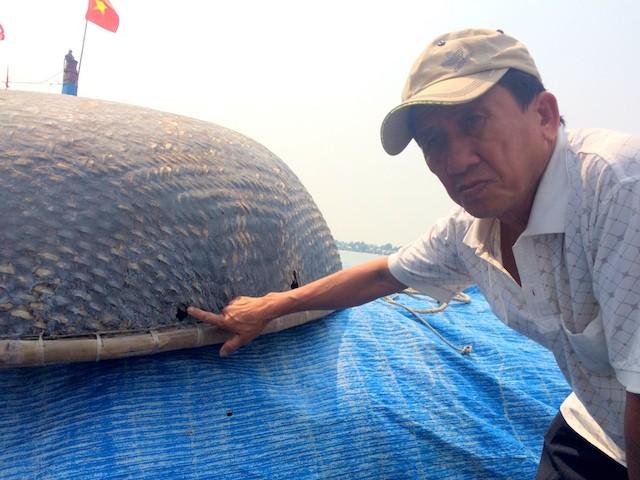 """Quảng Nam: """"Tàu Trung Quốc cố đâm vào tàu chúng tôi trước khi nã đạn"""" - ảnh 3"""