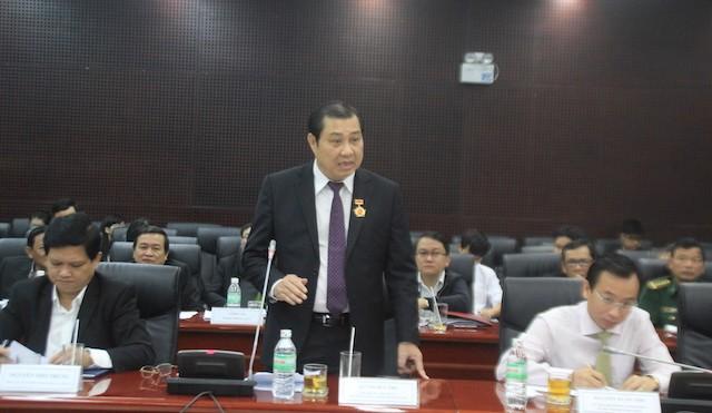 Vì sao bí thư, chủ tịch TP Đà Nẵng không ứng cử đại biểu Quốc hội? - ảnh 2
