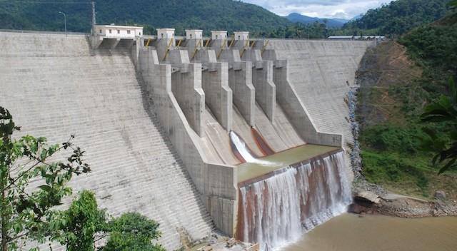 Bộ TN&MT phạt thủy điện Đắk Mi 810 triệu đồng - ảnh 1