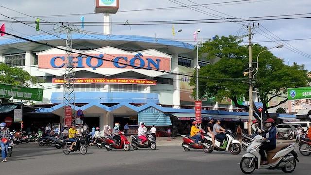 Đà Nẵng: Kỳ lạ, một tô bún mà ba sở quản lý - ảnh 1