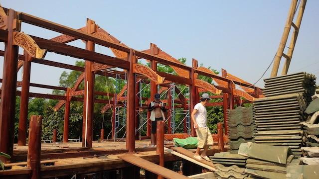 Đà Nẵng: Biệt phủ 100 tỉ sắp tháo dỡ xong - ảnh 4