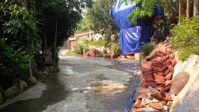 Đà Nẵng: Biệt phủ 100 tỉ sắp tháo dỡ xong - ảnh 2
